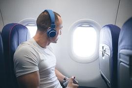 Støyreduserende hodetelefoner