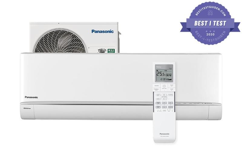 Best i Energimyndighetens test – Panasonic HZ25UKE