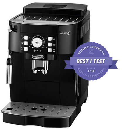 Beste espressomaskinen akkurat nå – DeLonghi Magnifica S ECAM 21.117