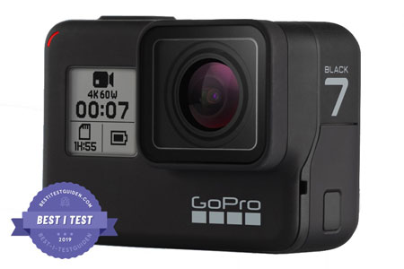 Beste actionkamera – GoPro Hero7 Black