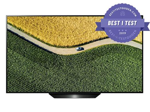 Beste Smart-TV - LG OLED55B9PLA