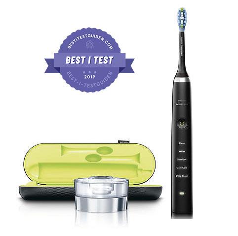 Den beste elektriske tannbørsten - Philips Sonicare DiamondClean