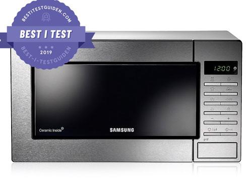 Testvinner mikrobølgeovn – Samsung GE87MC