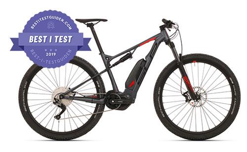 Best i test MTB – Superior eXF 909