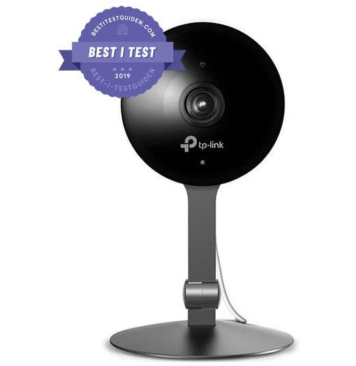 Det beste overvåkningskamera. Kameraovervåkning best i test.