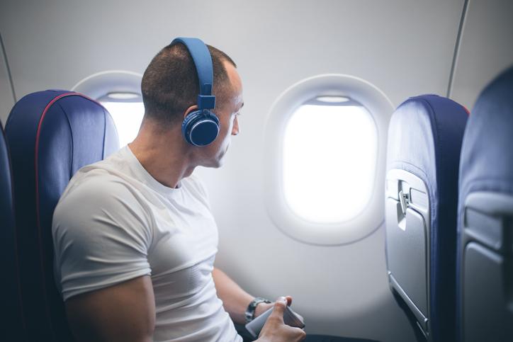 Støyreduserende hodetelefoner brusreduserende