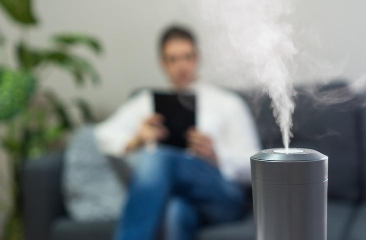 Beste luftfukter - Best i test Guiden