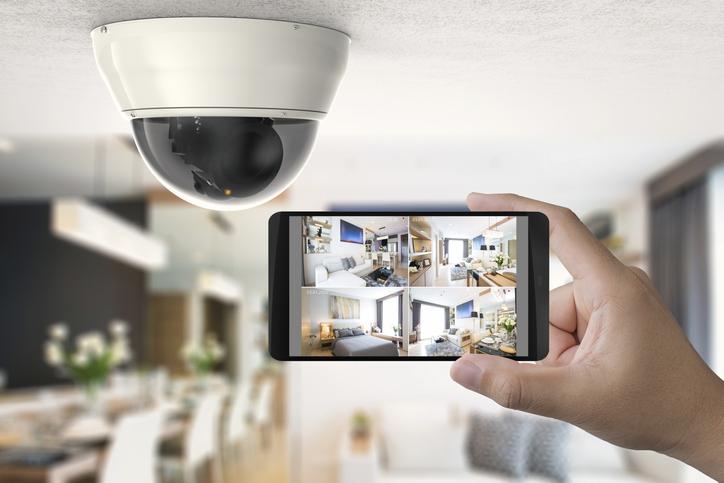 Tester på beste overvåkningskamera. Led om den beste overvåkningkameraen her!