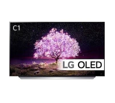 TV best i test LG C1 55