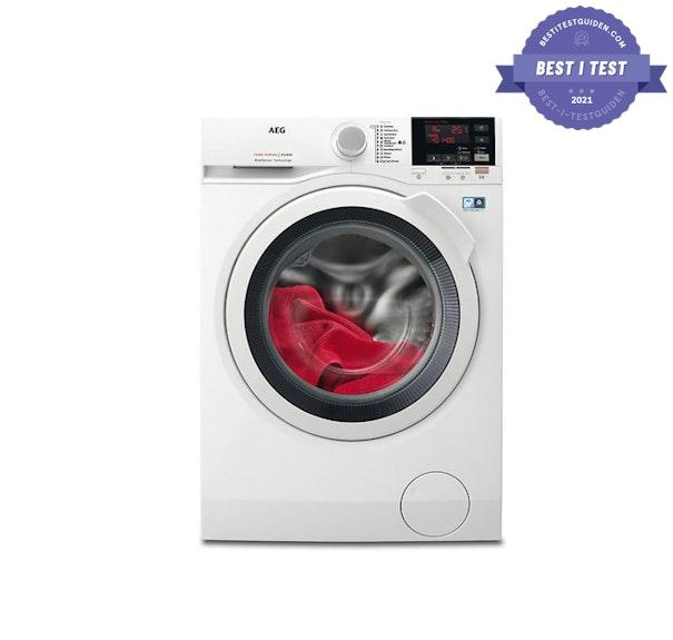 AEG L7WDB861G - best i test vaskemaskin med tørketrommel