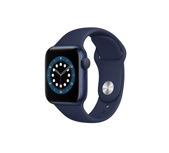 Smartklokke best i test Apple Watch Series 6