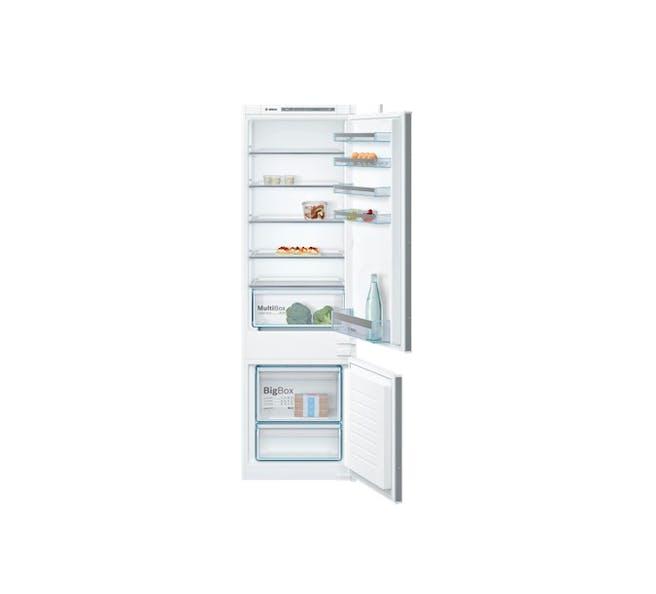 Kjøleskap best i test Bosch KIV87VSF0