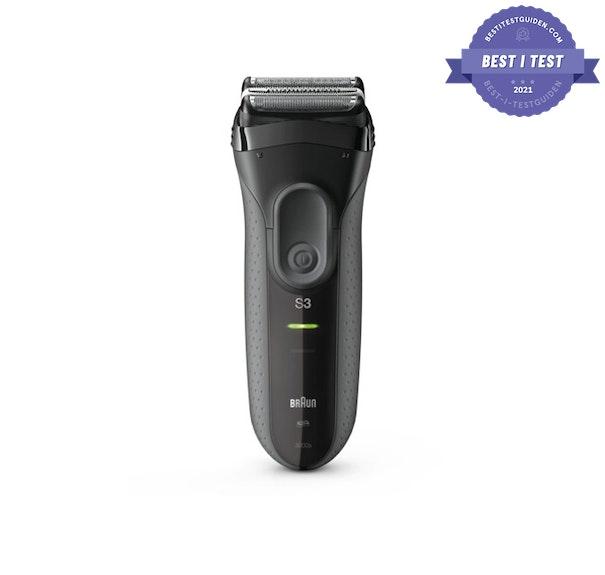 Beste billige barbermaskin Braun Series 3 3000s