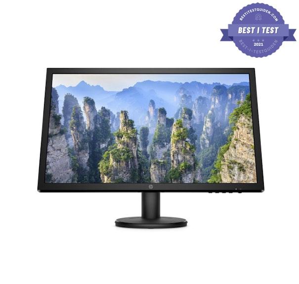 Test PC skjerm - best i test pc skjerm HP V24 60Hz