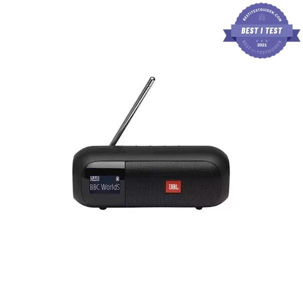 best i test DAB-radio JBL Tuner 2
