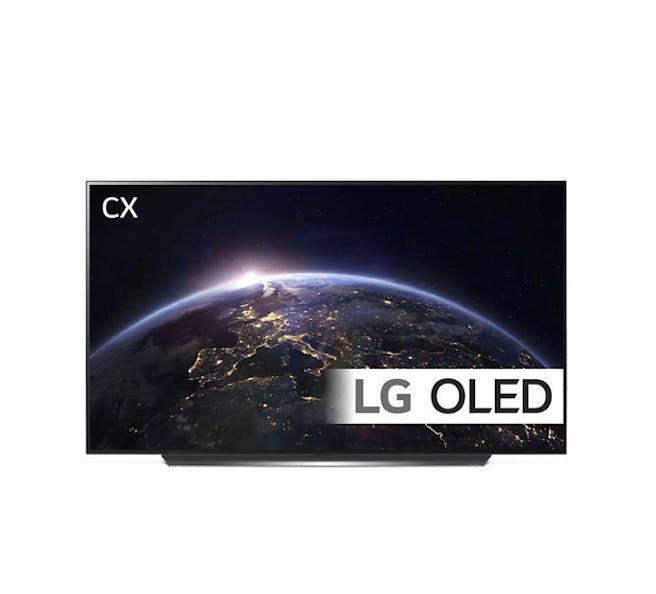TV best i test LG OLED65CX
