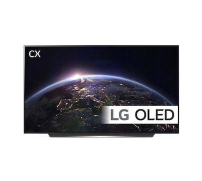 TV best i test LG OLED55CX