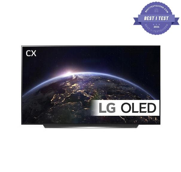LG OLED55CX er den beste Smart-TVn akkurat nå