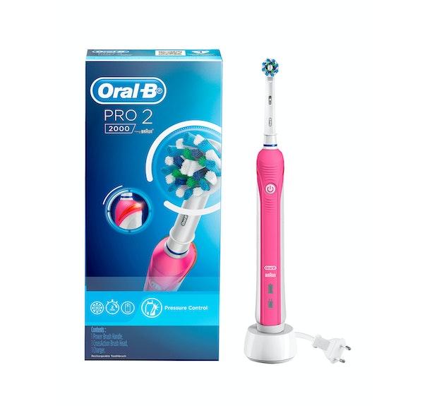 beste kjøp elektrisk tannbørste OralB
