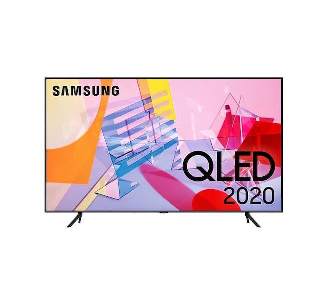 TV best i test Samsung QLED QE50Q60T